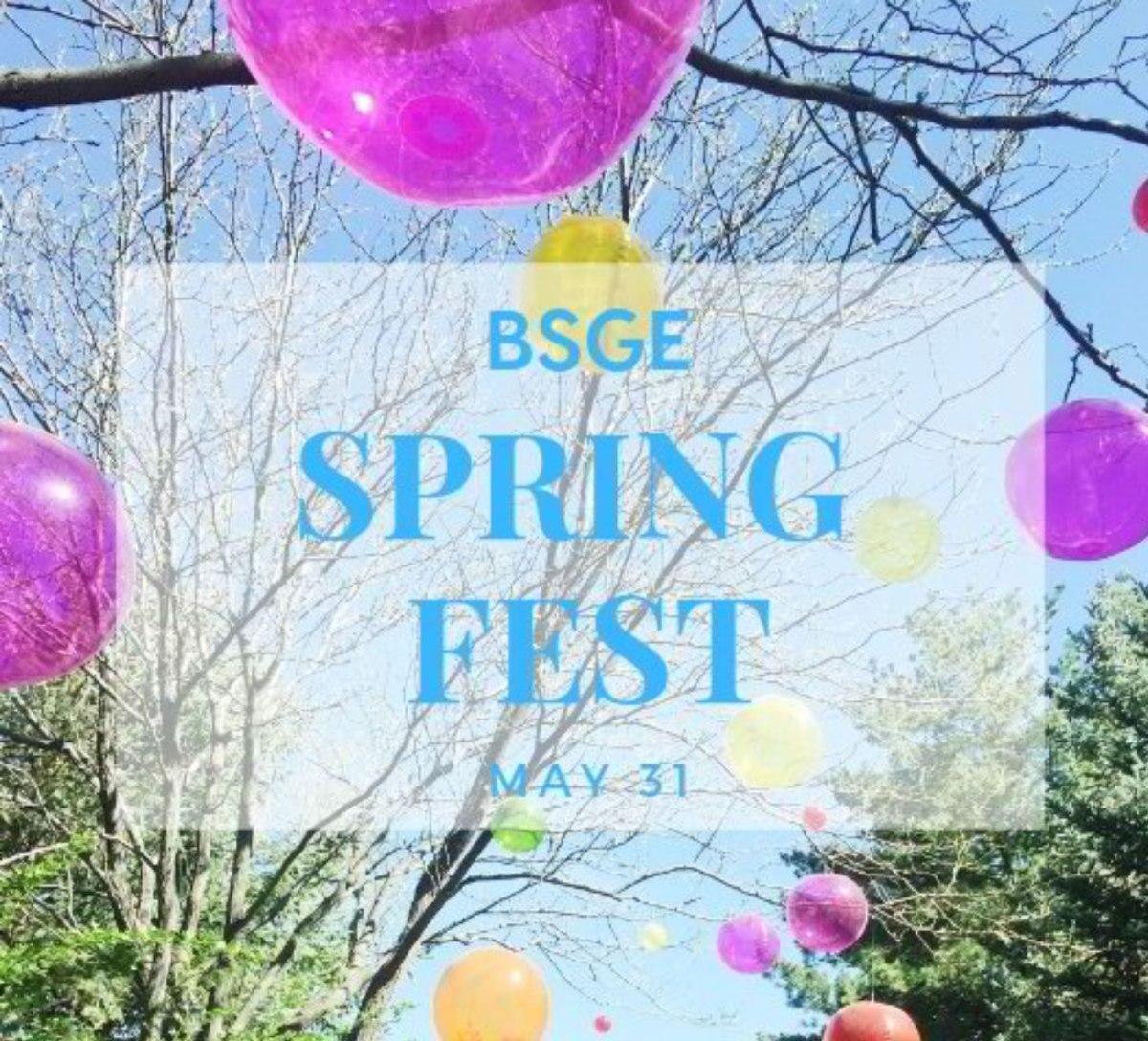 BSGE PTA SpringFest2019